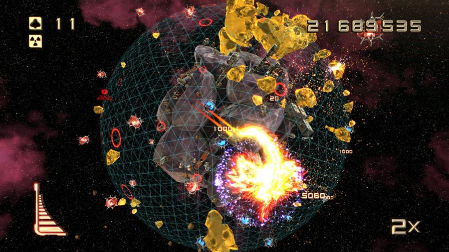 Super Stardust Ultra Review - Screenshot 3 of 3