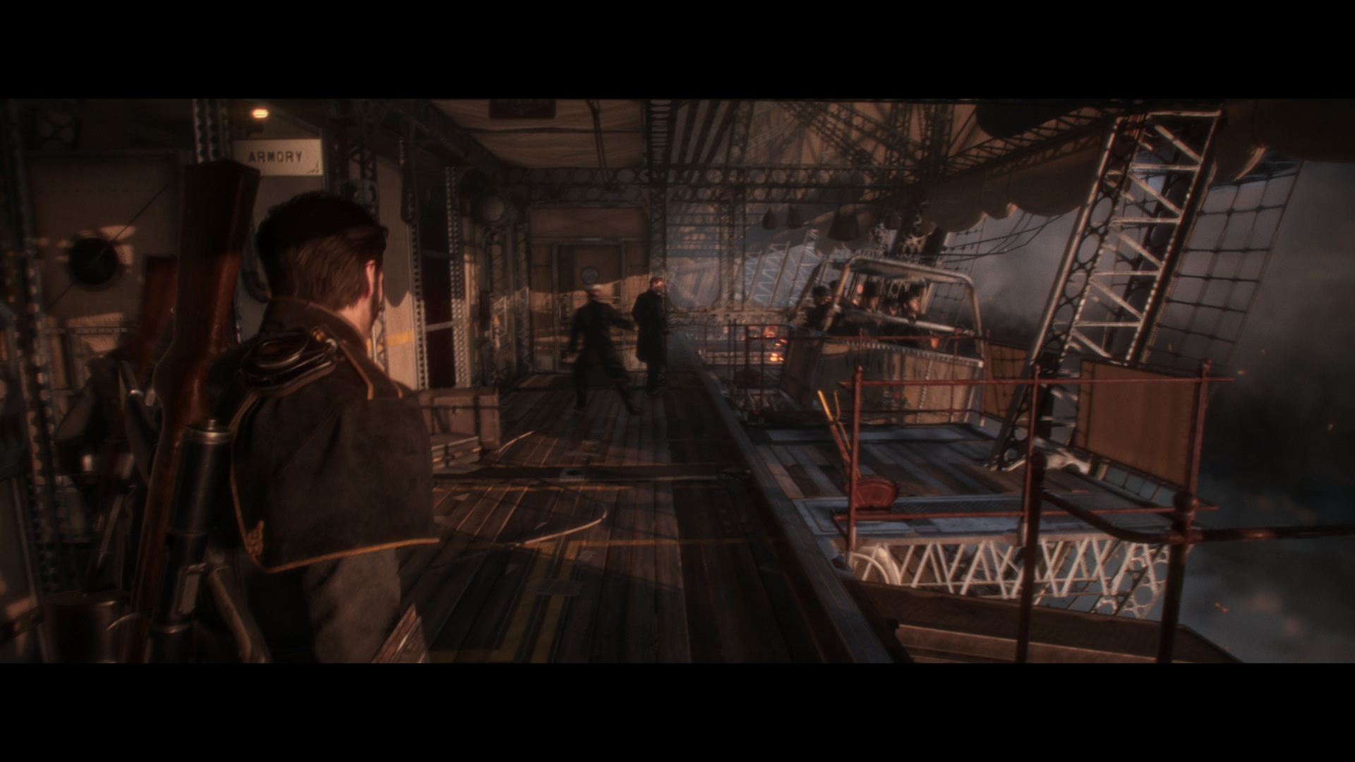 The Order: 1886 (PS4 / PlayStation 4) Game Profile   News ...
