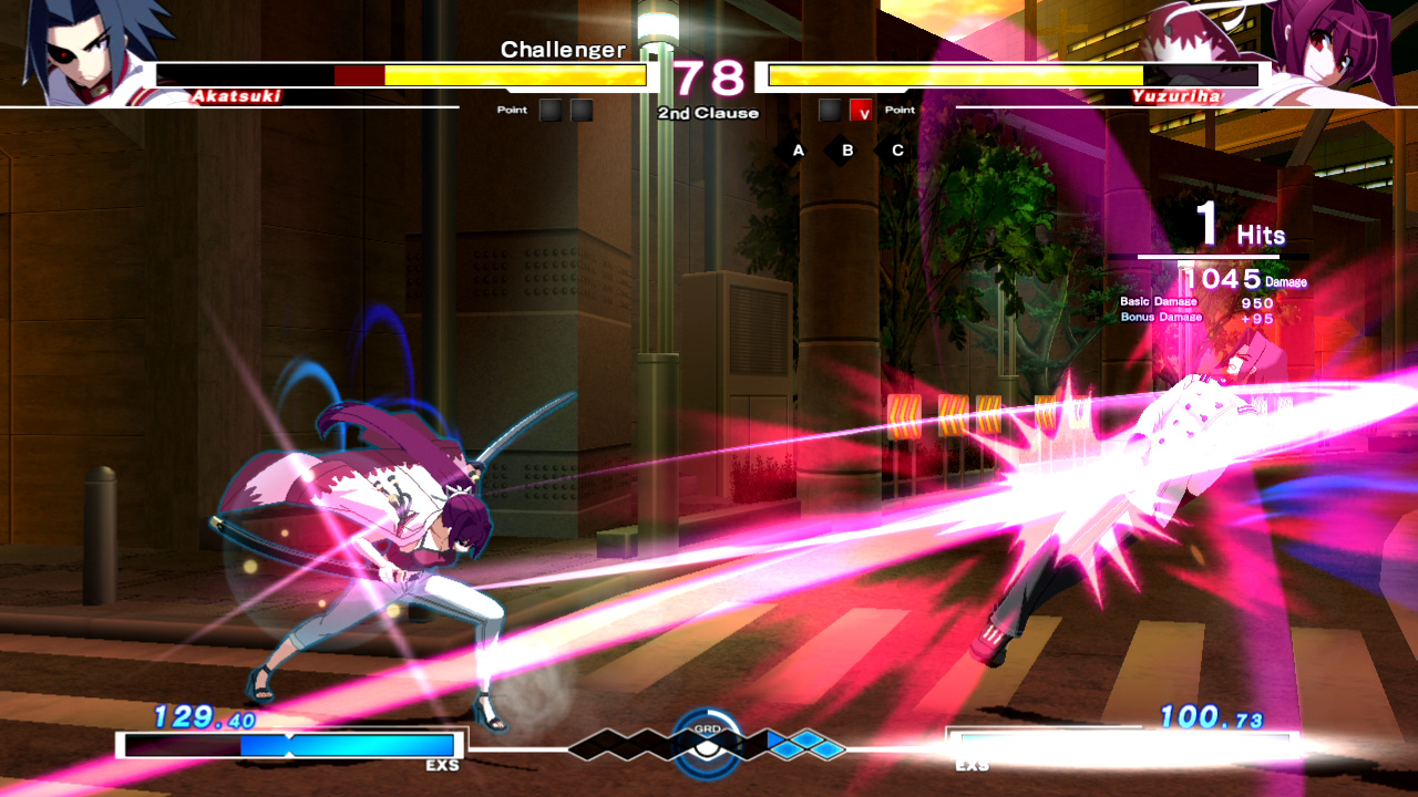 Under Night In-Birth Exe:Late Review (PS3) | Push Square