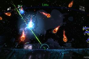 Resogun: Defenders Screenshot