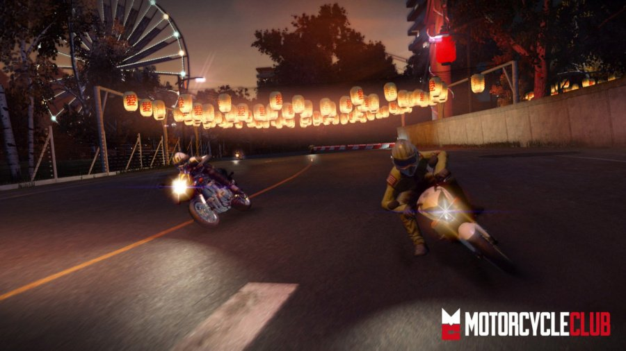 Motorcycle Club Review - Screenshot 1 of 4