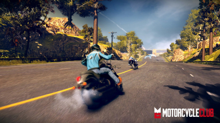 Motorcycle Club Review - Screenshot 1 of 3