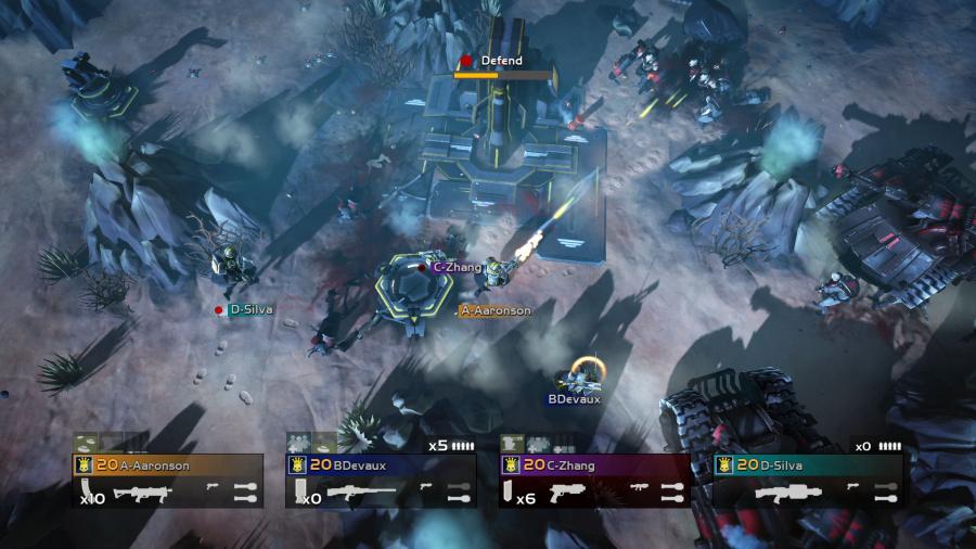 Helldivers Review - Screenshot 5 of 6