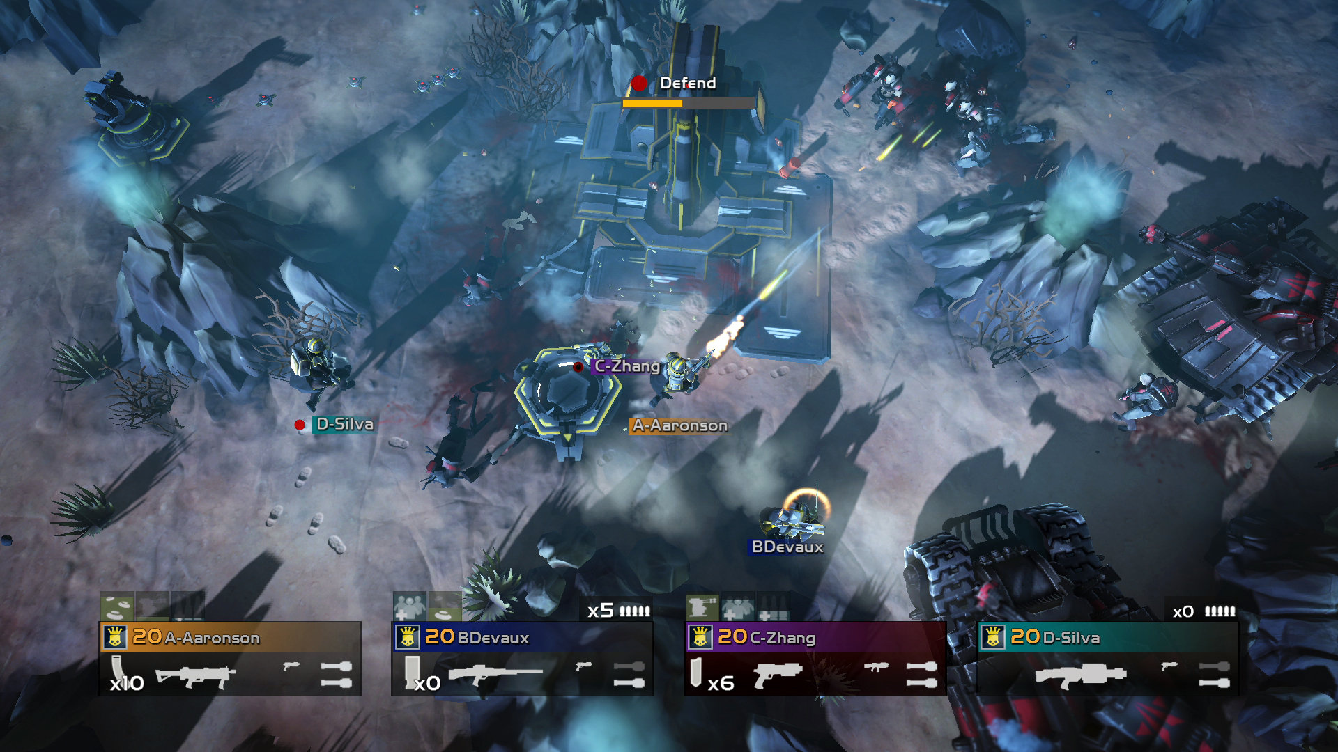 Helldivers for PlayStation 4 Reviews - Metacritic