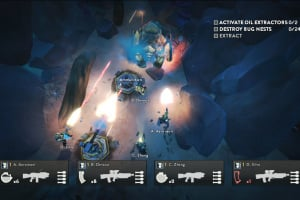 Helldivers Screenshot