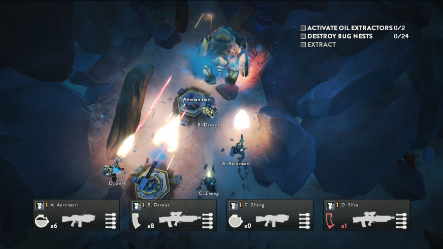 Helldivers Review - Screenshot 1 of 5