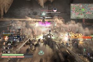 Bladestorm: Nightmare Screenshot