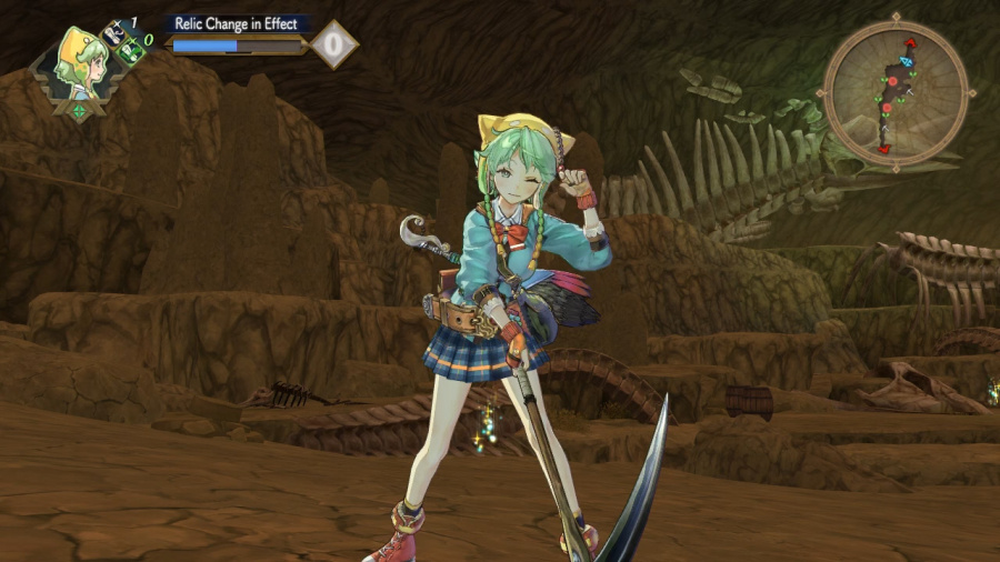 Atelier Shallie: Alchemists of the Dusk Sea Review - Screenshot 1 of 4