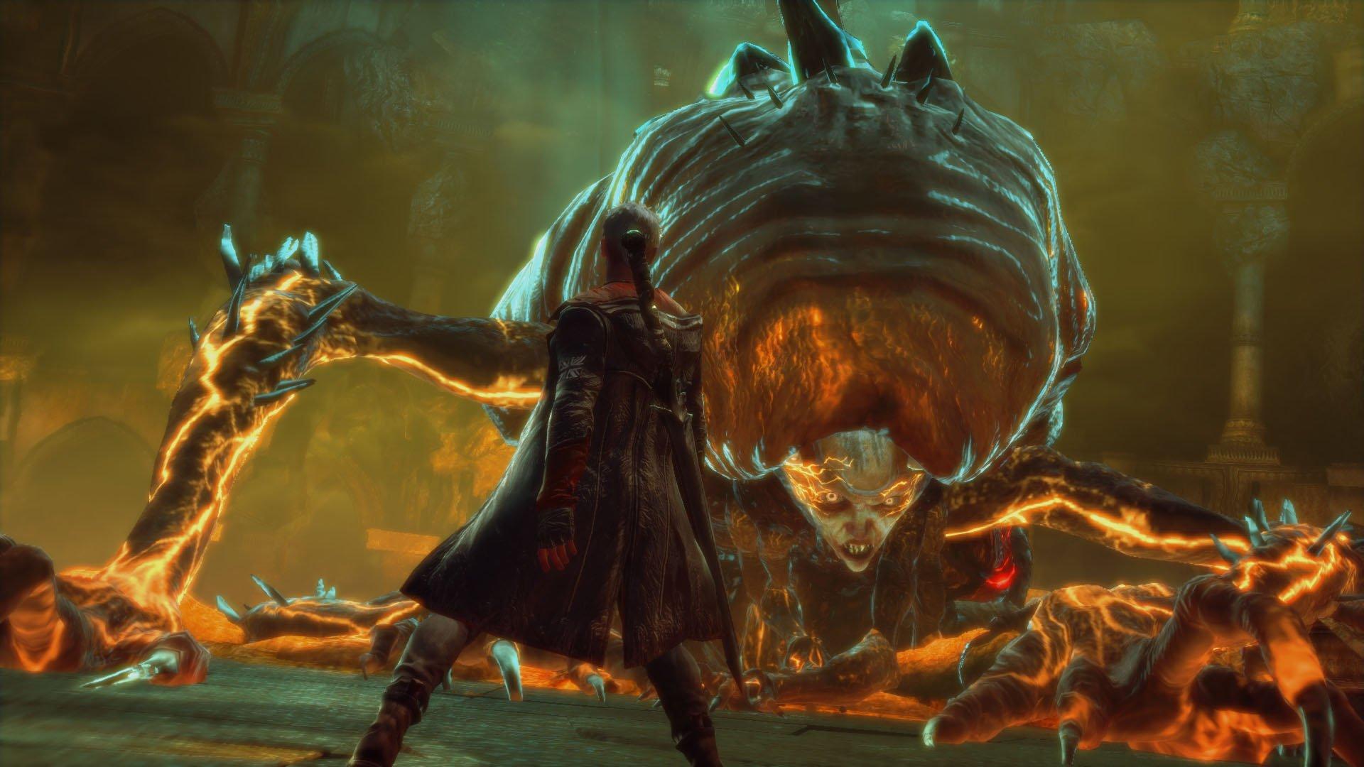 DmC: Devil May Cry - Definitive Edition (PlayStation 4) Screenshots