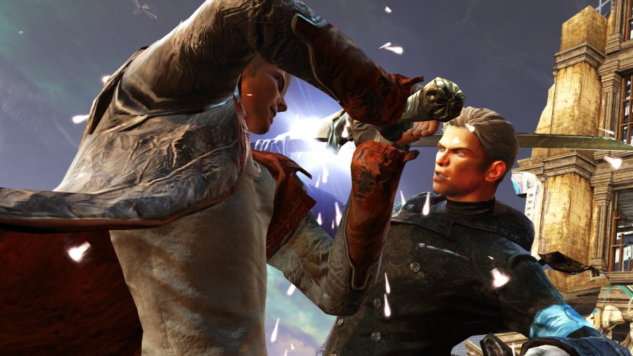 DmC: Devil May Cry - Definitive Edition Review - Screenshot 1 of 4