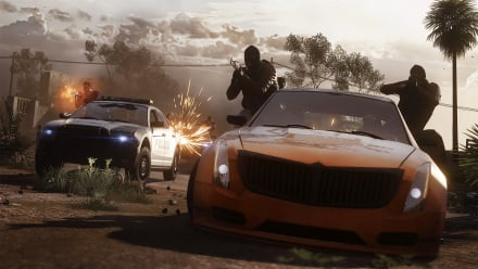 playstation 4 battlefield hardline screenshots battlefield hardline