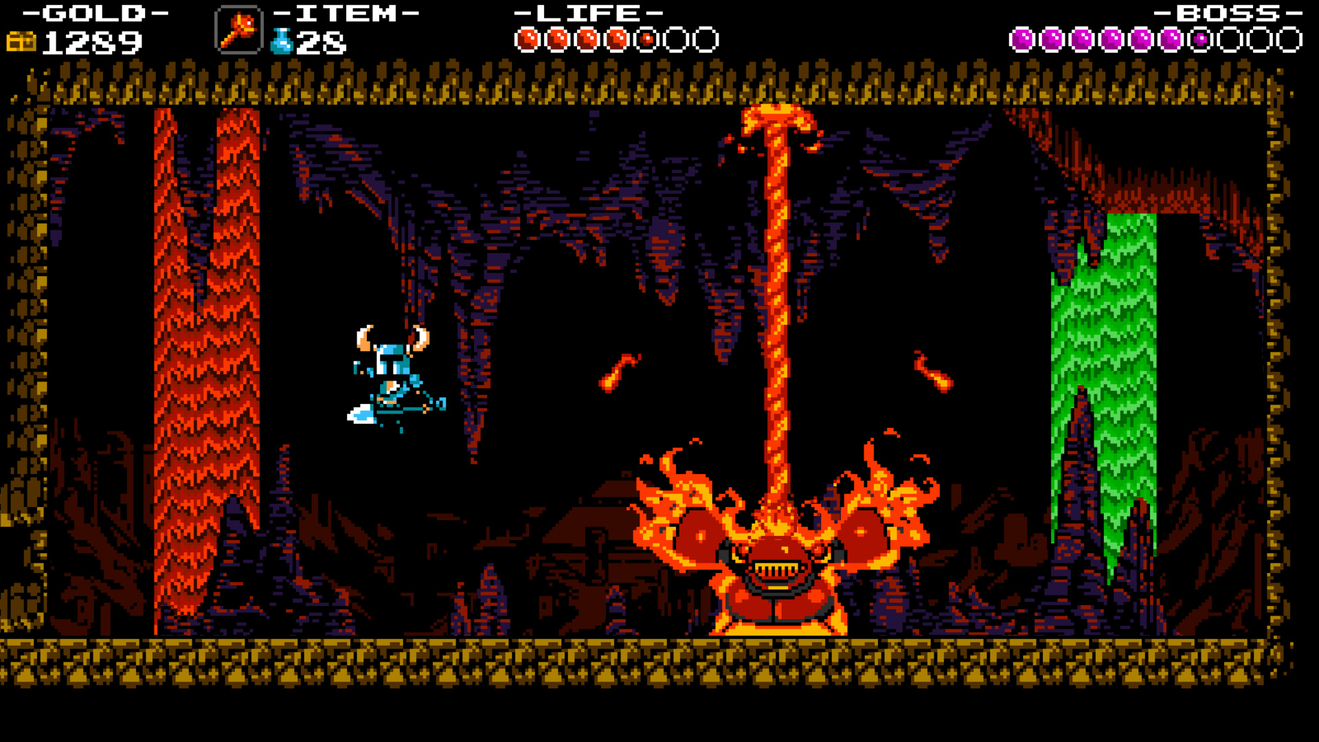 playstation vita shovel knight screenshots shovel knight screenshots