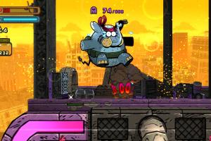 Tembo the Badass Elephant Screenshot