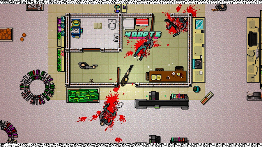 Hotline Miami 2: Wrong Number Review - Screenshot 1 of 5