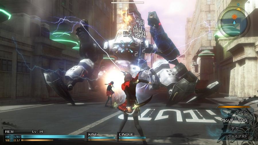 Final Fantasy Type-0 HD Review - Screenshot 4 of 7