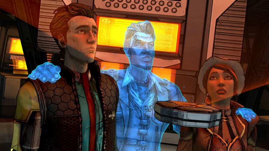 Tales from the Borderlands: Episode 2 - Atlas Mugged Review - Screenshot 1 of 3