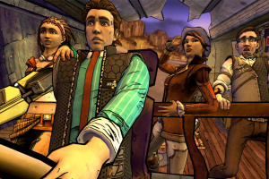 Tales from the Borderlands: Episode 2 - Atlas Mugged Screenshot