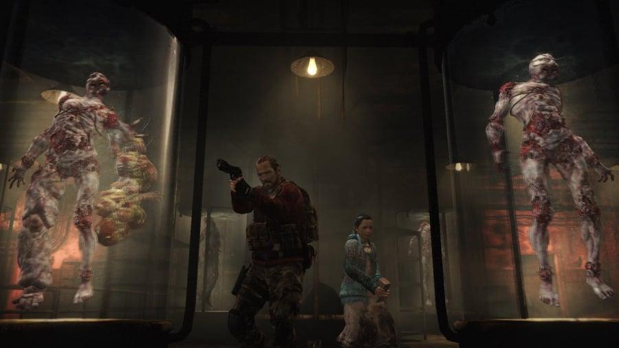 Resident Evil: Revelations 2 - Episode Four: Metamorphosis Review - Screenshot 1 of 3