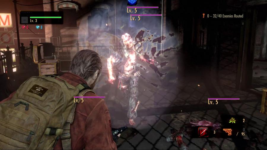 Resident Evil: Revelations 2 Review - Screenshot 1 of 4
