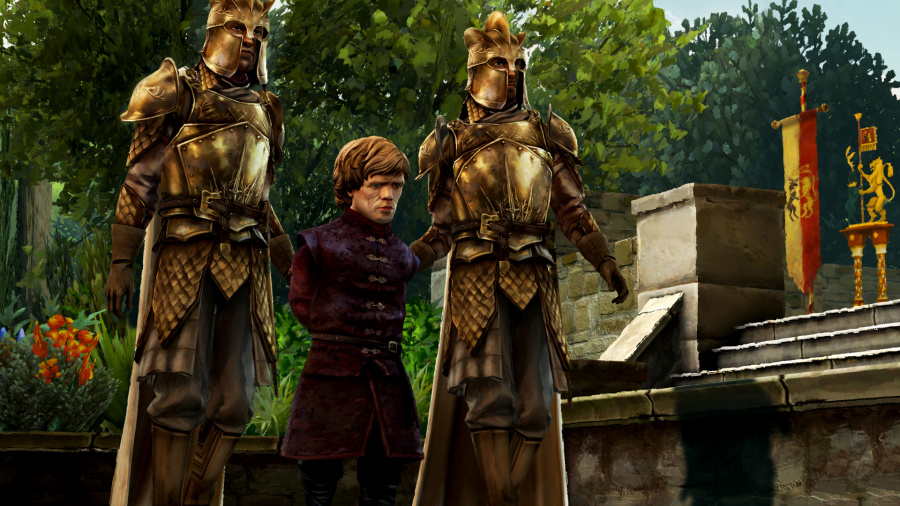 Game of Thrones: Episode 3 - The Sword in the Darkness Review - Screenshot 1 of 2