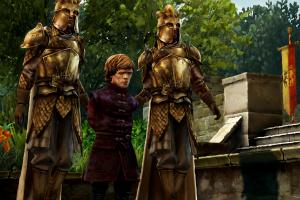 Game of Thrones: Episode 3 - The Sword in the Darkness Screenshot