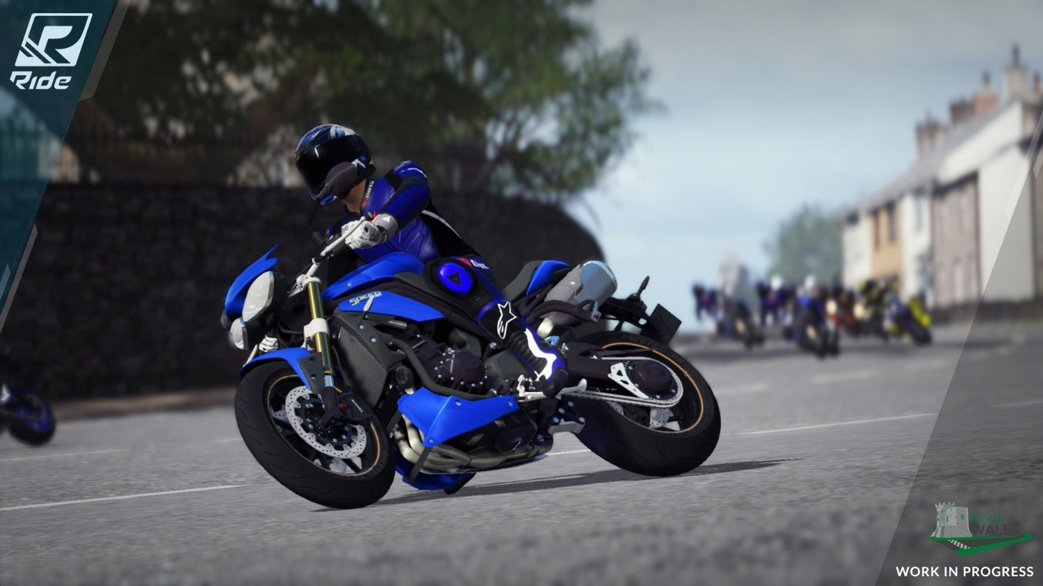 RIDE PS3 PlayStation 3 Game Profile News Reviews