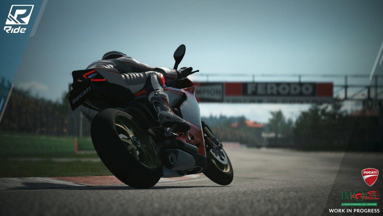 RIDE (PS4 / PlayStation 4) News, Reviews, Trailer & Screenshots