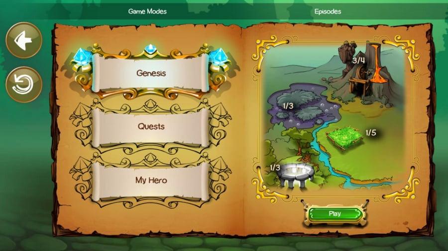 Doodle Kingdom Review - Screenshot 1 of 2
