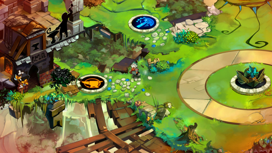 Bastion Review - Screenshot 4 of 5