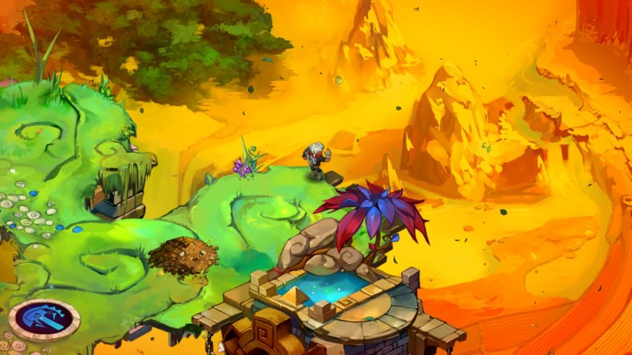 Bastion Review - Screenshot 1 of 5