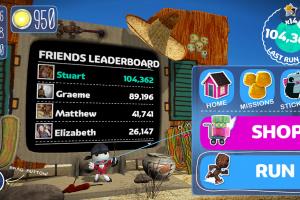 Run Sackboy! Run! Screenshot