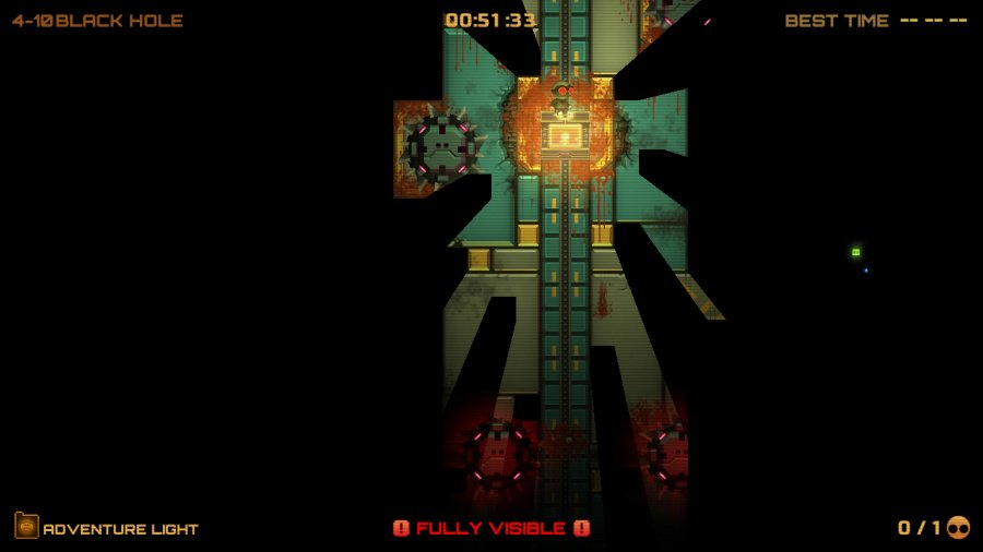Stealth Inc 2: A Game of Clones Review - Screenshot 1 of 4