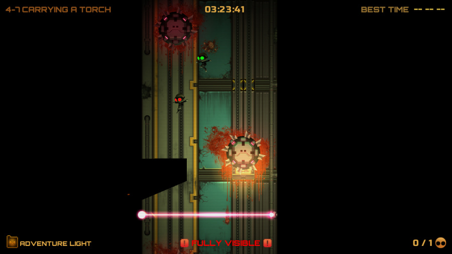 Stealth Inc 2: A Game of Clones Review - Screenshot 1 of 3