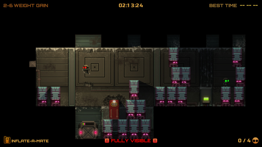 Stealth Inc 2: A Game of Clones Review - Screenshot 4 of 4