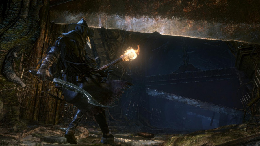 Bloodborne Review - Screenshot 1 of 7