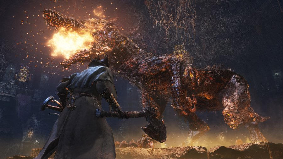 Bloodborne Review - Screenshot 2 of 6
