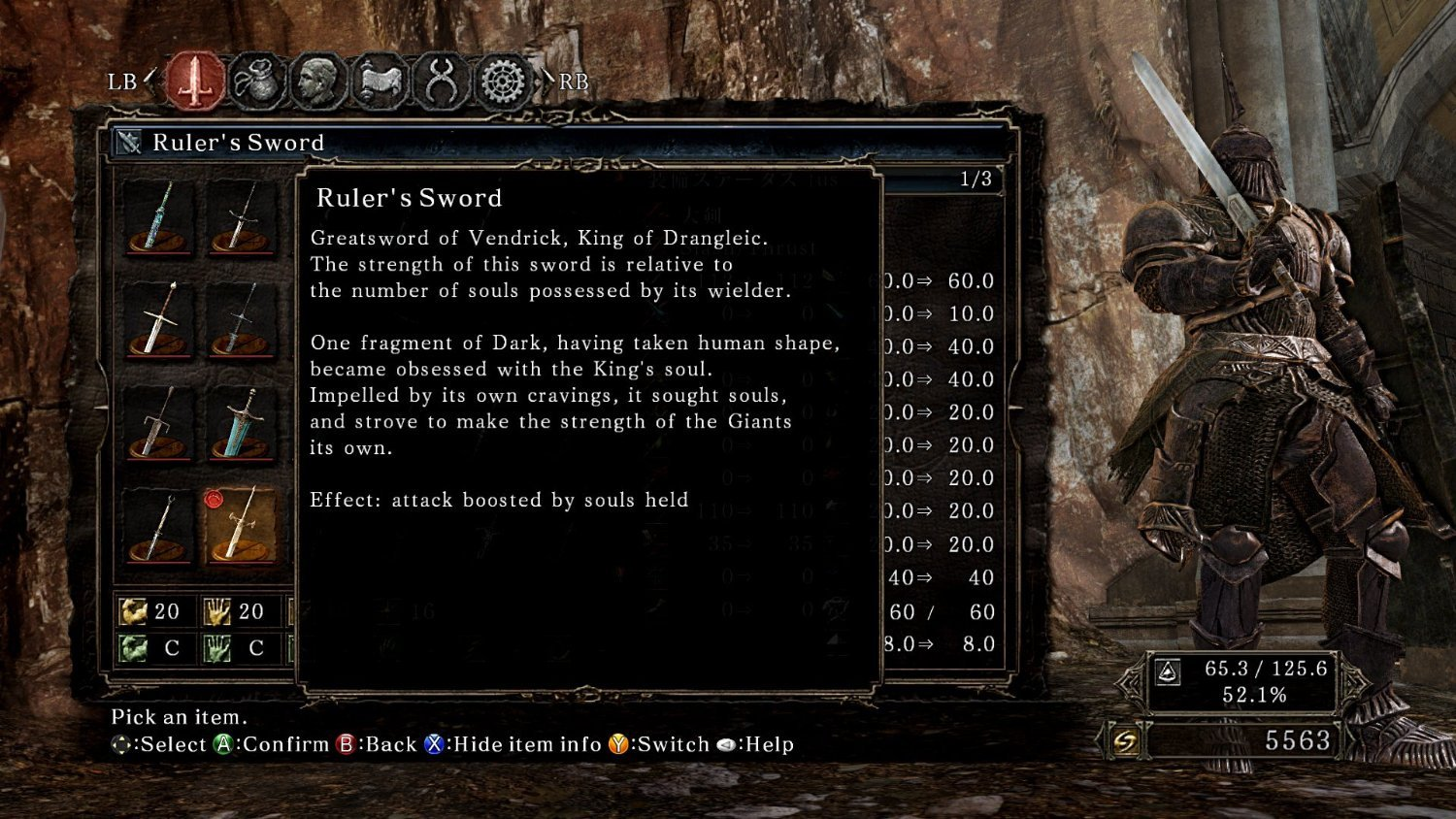Dark Souls 2 Review Not The End: Dark Souls II: Scholar Of The First Sin Review (PS4
