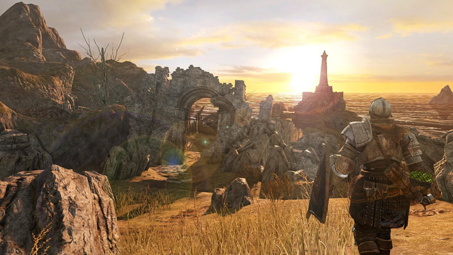 Dark Souls II: Scholar of the First Sin Review - Screenshot 1 of 4