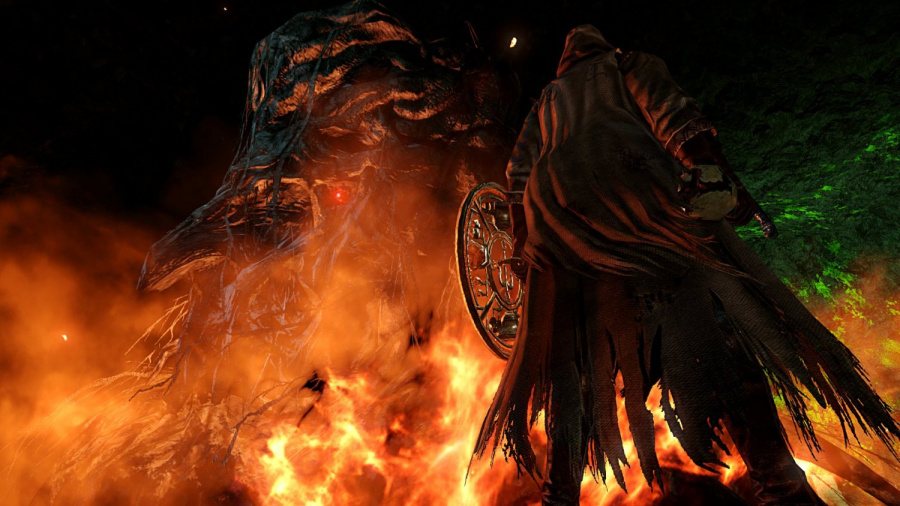 Dark Souls II: Scholar of the First Sin Review - Screenshot 1 of 3