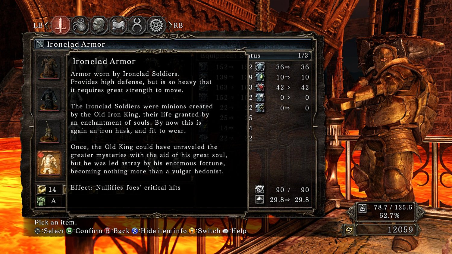 Dark Souls 2 Review: Dark Souls II: Scholar Of The First Sin Review (PS4