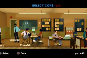 LA Cops Screenshot
