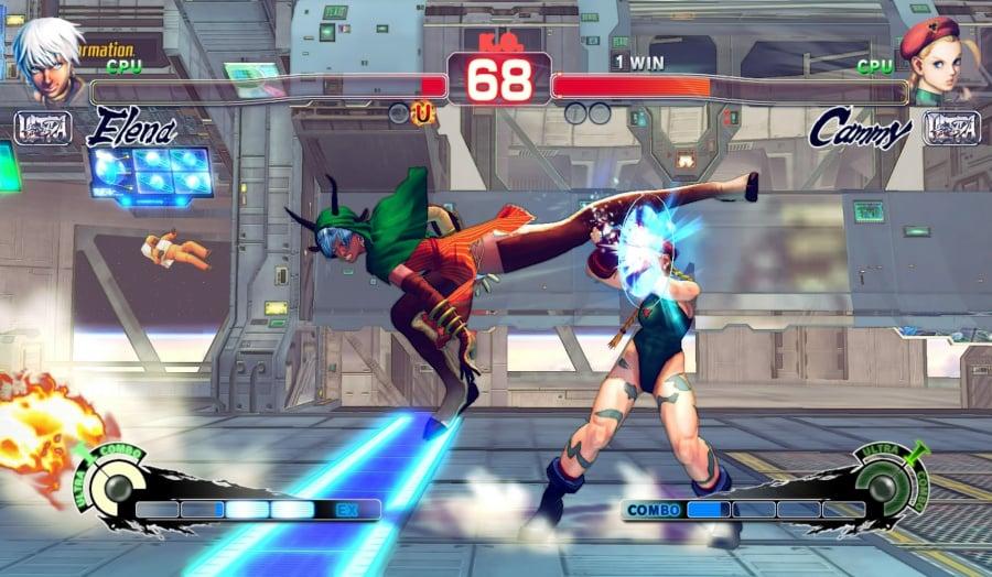 Ultra Street Fighter IV Review - Screenshot 3 of 4