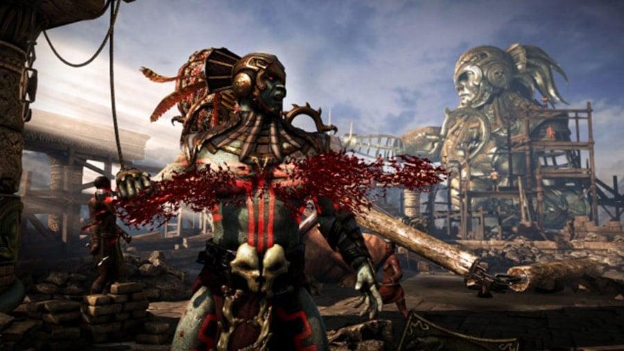 Mortal Kombat X Review - Screenshot 1 of 5