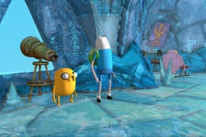 Adventure Time: Finn and Jake Investigations Screenshot