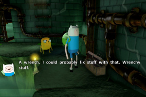 Adventure Time: Finn and Jake Investigations Screenshot