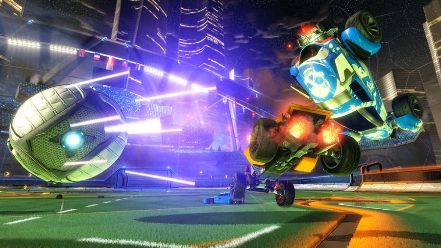 Rocket League Review - Screenshot 1 of 4
