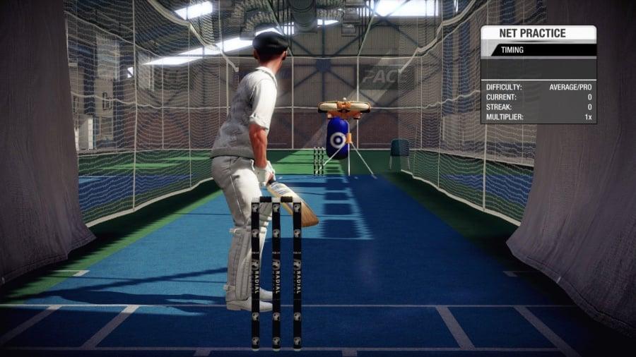 Don Bradman Cricket Review - Screenshot 1 of 3