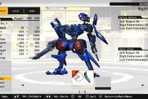 Damascus Gear: Operation Tokyo Screenshot