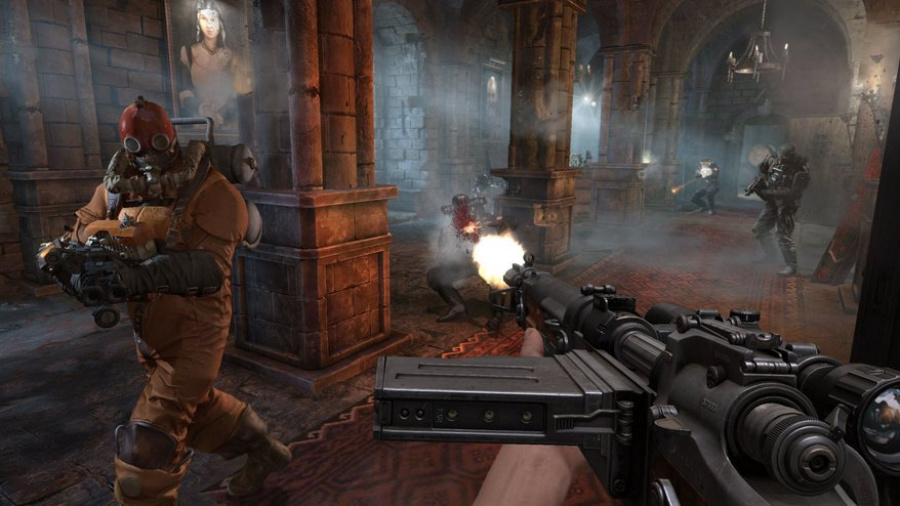 Wolfenstein: The Old Blood Review - Screenshot 1 of 4