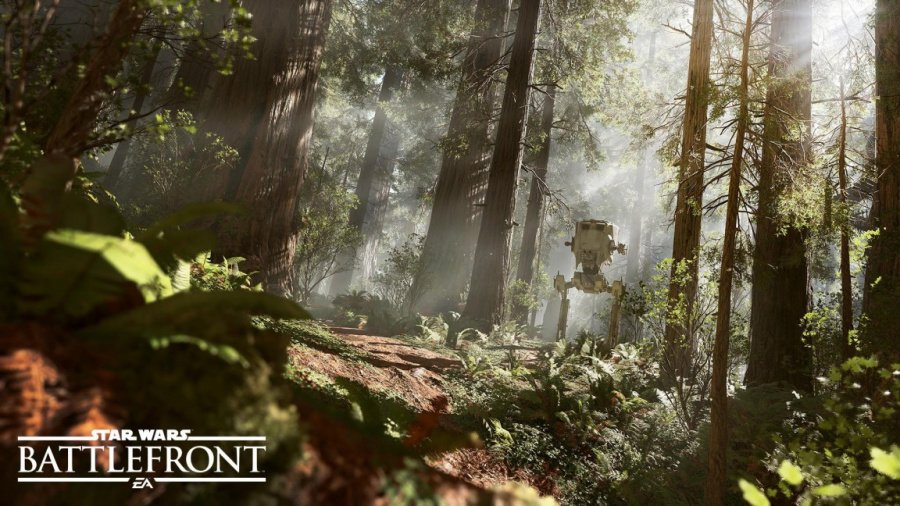 Star Wars Battlefront Review - Screenshot 1 of 5
